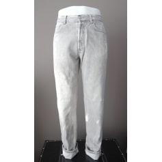 Jeans droit Témérit  pas cher