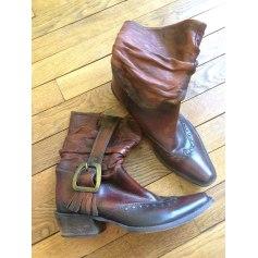 Cowboy Ankle Boots San Marina