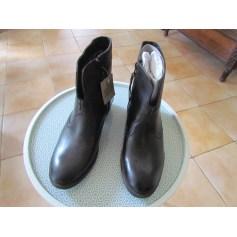 Bottines & low boots plates Levi's  pas cher