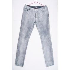 Jeans slim Claudie Pierlot  pas cher