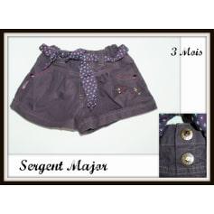 Shorts Sergent Major