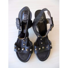 Sandales à talons Ursula Mascaro  pas cher