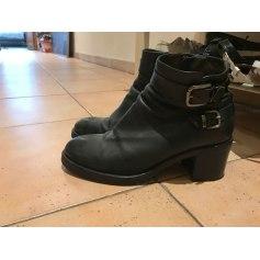 Bottines & low boots à talons Garrice  pas cher