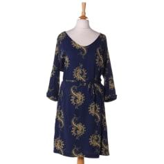 Robe mi-longue Kaporal  pas cher