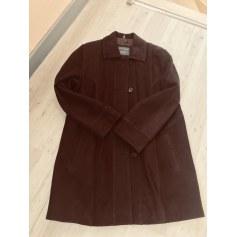 Manteau en cuir George & Martha  pas cher
