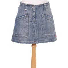 Jupe mi-longue DKNY  pas cher