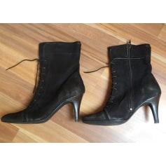 Bottines & low boots à talons Cop-Copine  pas cher