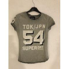 Top, tee-shirt Superdry  pas cher