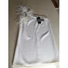 Robe mi-longue Ermanno Scervino  pas cher