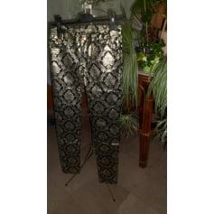 Pantalon droit Azara Paris  pas cher
