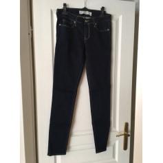 Jeans slim Abercrombie & Fitch  pas cher
