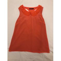 Top, tee-shirt Color Block  pas cher