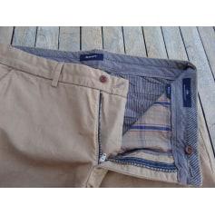 Pantalon slim Gant  pas cher