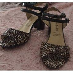 Sandales à talons Laureane  pas cher