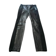 Pantalon slim, cigarette Balenciaga  pas cher