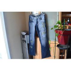 Jeans évasé, boot-cut yyp  pas cher