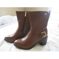 High Heel Ankle Boots Xti