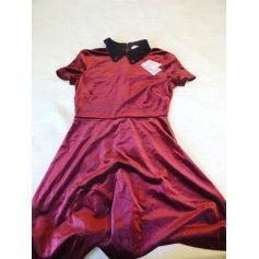 Robe courte Petites By Miss Selfridge  pas cher