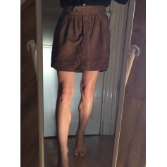 Jupe courte Kookai  pas cher