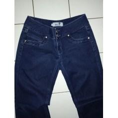 Jeans évasé, boot-cut Seven7  pas cher