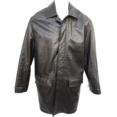 Leather Jacket Serge Blanco