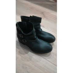 Bottines & low boots plates Kookai  pas cher