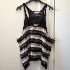 Pull zara knit  pas cher