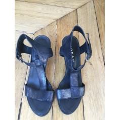 Sandales à talons Jonak  pas cher
