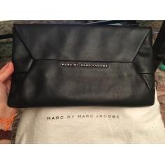 Sac pochette en cuir Marc Jacobs  pas cher