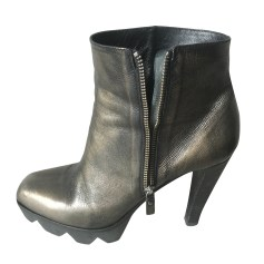 High Heel Ankle Boots Vic Matié