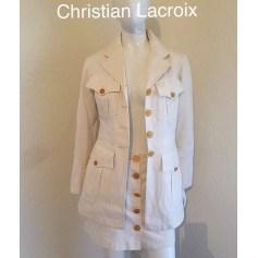 Tailleur jupe Christian Lacroix  pas cher