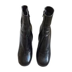 High Heel Ankle Boots Céline