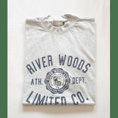 Tee-shirt River Woods  pas cher