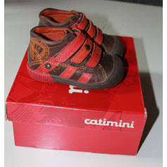 Velcro Shoes Catimini