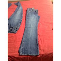 Jeans évasé, boot-cut Esprit  pas cher