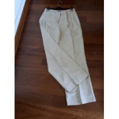 Pantalon évasé Zapa  pas cher