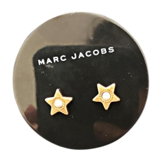 Boucles d'oreille Marc Jacobs  pas cher