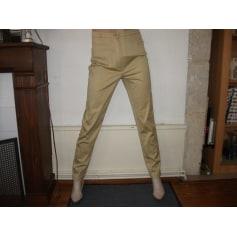 Pantalon slim, cigarette 22 Octobre de Strelli  pas cher