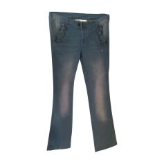 Jeans évasé, boot-cut Red Valentino  pas cher