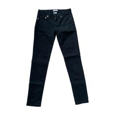 Jeans slim Versace  pas cher