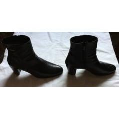 High Heel Ankle Boots Salamander