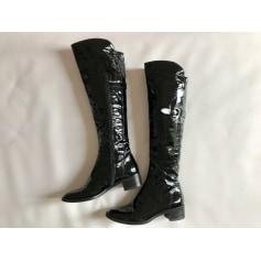 Bottes cavalières Mercedeh Shoes  pas cher
