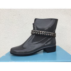 Bottines & low boots plates Made In Italy  pas cher