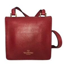 Schultertasche Leder Valentino
