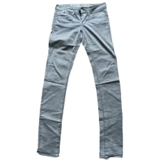 Pantalon slim, cigarette G-Star  pas cher