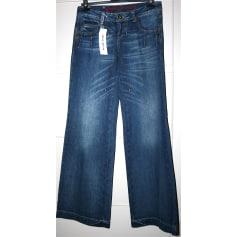 Jeans large, boyfriend Frankie Morello  pas cher