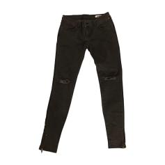 Jeans slim Anine Bing  pas cher