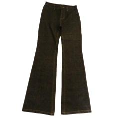 Jeans très evasé, patte d'éléphant Tara Jarmon  pas cher