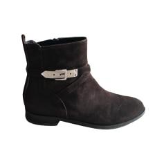 Bottines & low boots plates Renouard  pas cher