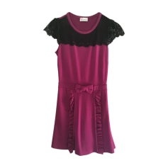 Robe courte Red Valentino  pas cher
